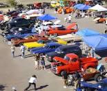 Boshears Skyfest Wings & Wheels Car & Truck Show -Augusta, GA