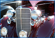 The Annual Doneslon Hermitage Exchange Club Car Show -Hermitage, TN