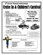 Advantage Car Show & Children's Carnival -Athens, GA