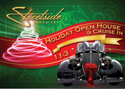 Annual STREETSIDE CLASSICS Holiday Open House & Cruise In. -Lithia Springs, GA