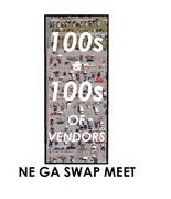NE Georgia Swap Meet Special 2 Day Event & Auction -Commerce, GA