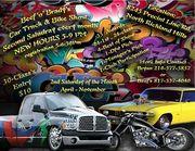 Beef 'O Brady's Car, Truck & Bike Show -N. Richland Hills, TX