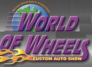O'Reilly Auto Parts Birmingham World of Wheels -Birmingham, AL
