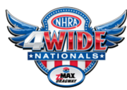NHRA Four-Wide Nationals -Concord, NC