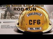 6th Annual Cody Renfroe Rod Run -Crossville, AL