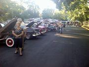 Independance Day Open Car Show -Dahlonega, GA