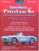 Open House and Cruise-In Forsyth Tech Transportation Center -Winston-Salem, NC