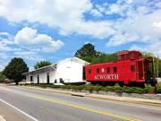 Triple Crown Beneifit Car Shows to Save The Acworth Depot -Acworth, GA