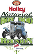12 Anual Hot Rod Reunion