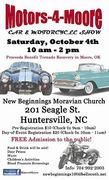 Motors-4-Moore Benefit Car & Cycle Show, Huntersville, NC