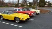 The Shoals British Car Club Meeting -Florence, AL