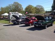 White UMC Classic Car/Truck/Motorcycle Show - Chicopen 2014 -White, GA