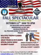 Wounded Warrior Fall Spectacular