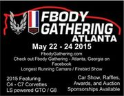 F Body Gathering -Atlanta, GA