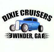 Dixie Cruisers Club Family Sunday Drive -Winder, GA