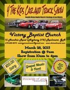 4 The Kids Car & Truck Show