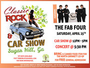 Classic Rock and Car Show -Sugar Hill, GA