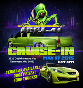 Area 41 Customs Open House/Cruise In Kennesaw, GA