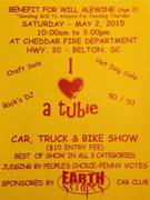 Benefit Car, Motorcycle, and truck Show..Belton SC