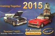 Newton County 5th Annual CarShow Festival