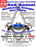 Northwest Georgia Car Show - Fairmount, GA