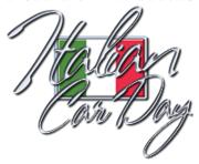 Atlanta's 19th Annual Italian Car Day -Norcross, GA