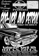 Pop-Ups and Petrol (Pop-up Market and Cruise-in) -Marietta, GA