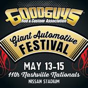 Goodguys 11th Nashville Nationals -Nashville,TN