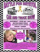 Battle for Brystol Car & Truck Show (OPEN SHOW) -Dallas, GA