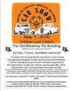 Douglas County Special Olympics Annual Car Show