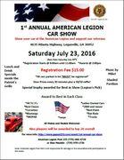 American Legion Post 233 Car Show -Loganville, GA