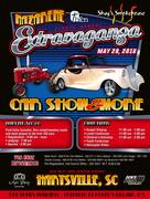 Nazarene Extravaganza Car show & More -Hartsville, SC