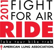 Fight for Air Ride - Lake Tour Bike Trek