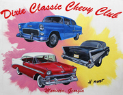 Dixie Classic Chevy Club Meeting -Marietta, GA