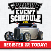 Goodguys 3rd North Carolina Nationals