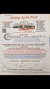 Wayne County Cruisers Arch Fest Car Show -Jesup, GA