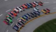 NASCAR Qualifying Day