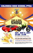 Columbia High School Car and Bike Show -Decatur, GA