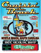 Cruisin the Beach Car & Bike Festival -Myrtle Beach, SC