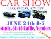 2nd annual Race City Car Show
