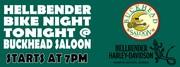 Hellbender Bike Night at Buckhead Saloon