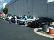 Mustang and Ford Car Show at Summit Racing McDonough, GA
