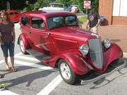 REV DAVID KEISTER MEM CAR SHOW -Toccoa, GA