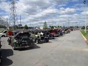 29th Annual West TN Strawberry Festival Auto Show- Humboldt, TN