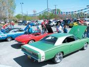 Sandy Ridge Wesleyan Youth Car, Truck and Motorcycle show- Hiram, NC