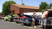 Church car show- Hudson, NC