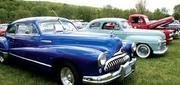 51st Annual Mountaineer Antique Auto Show and Flea Market - FLETCHER, NC