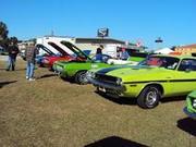 Depot Days Car Show- Stevenson, AL