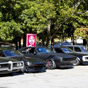 The Vintage Class Oldschool Meet.. Classic American, Japanese, European 1989 and back