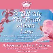 Couch Theatre presents O Tell Me The Truth About Love